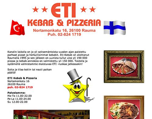 Eti-Pizzeria