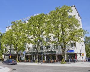 hotelli-Raumanlinna