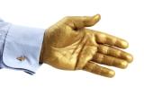 """Eroraha eli """"kultainen kädenpuristus"""""""